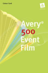 Avery 500 Event film