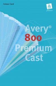 Avery 800 premium Cast
