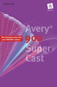 Avery 900 Super Cast
